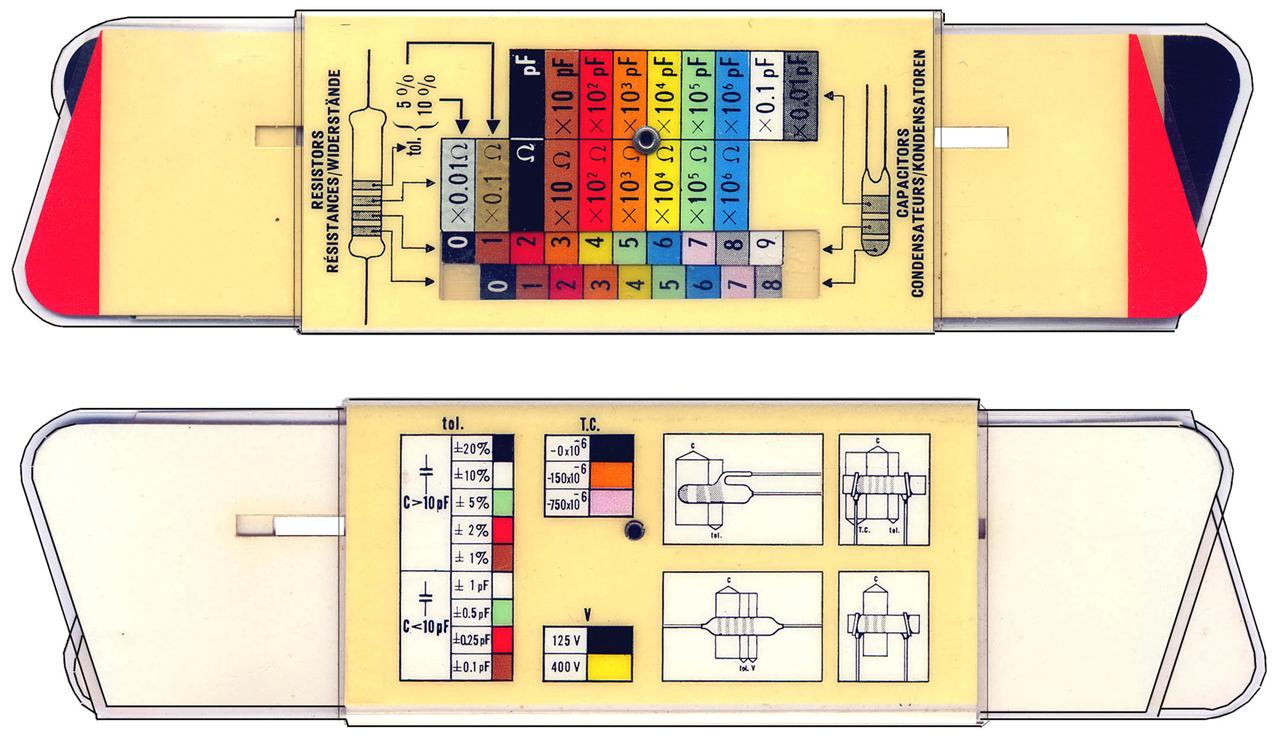 Name A Resistor Color Code Chart 8211 Understanding Resistance Coding Colour Resistors And Capacitors 1548 Technical